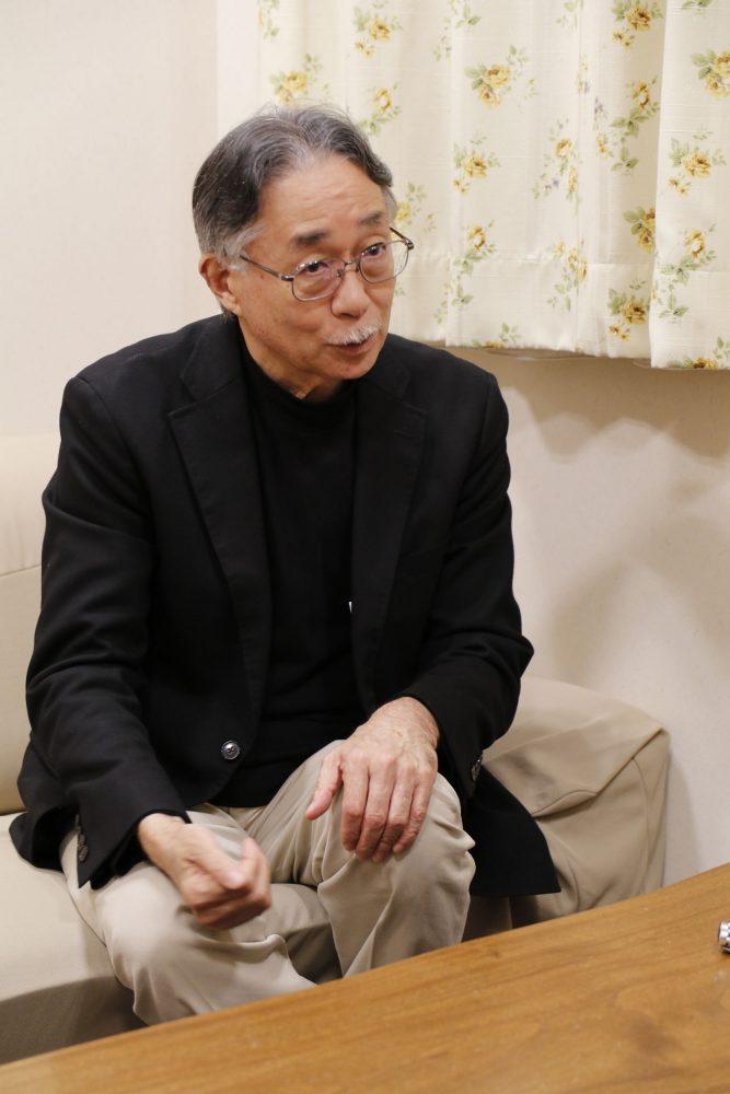 山崎章郎さん