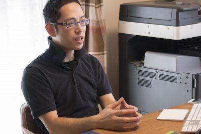 在宅ホスピス実践リーダー養成プログラム 研修修了者 羽太嘉一さん