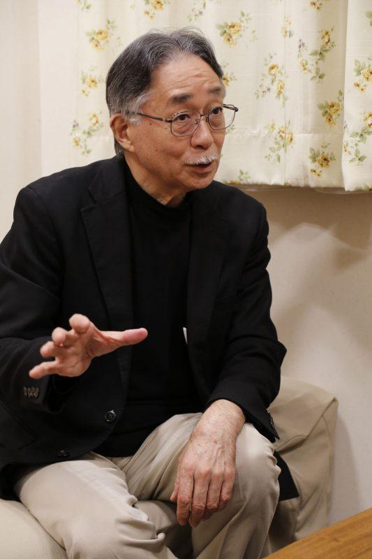 在宅ホスピスプログラム・アドバイザー 山崎章郎さん
